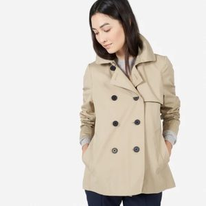 Everlane NWOT The Swing Trench